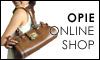 Opie <br> モデル&スタイリスト愛用のセレクトショップ ☆JJ掲載人気もの本革バック☆売り切れ続出ご予約はお早めに!
